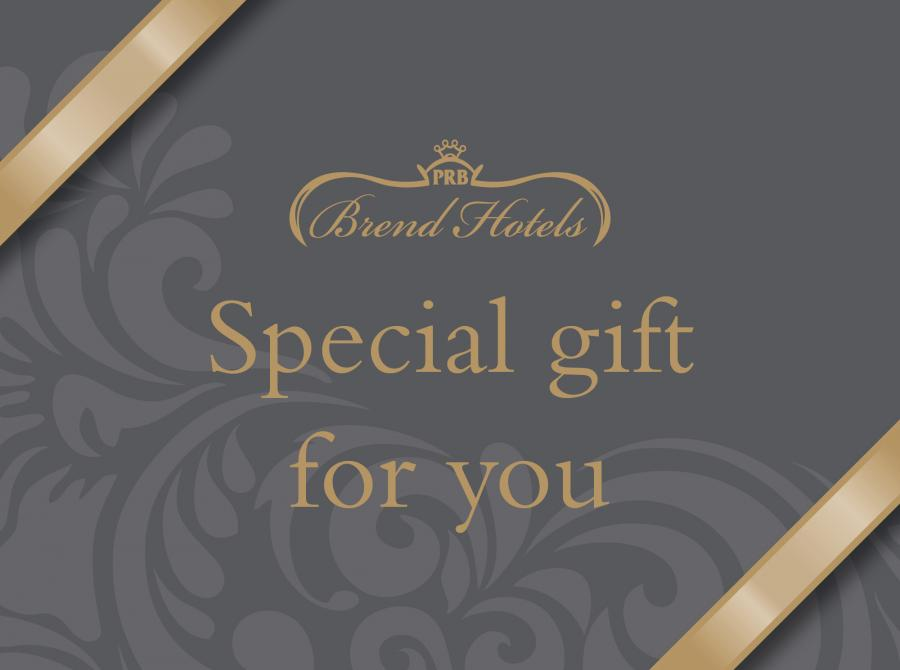 Brend Hotels Gift Vouchers